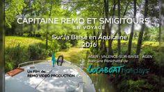 Bienvenue chez les Schleusiers en Aquitaine sur la Baïse Valence, Aquitaine, Film, Travel, Boating Holidays, Movie, Film Stock, Movies, Films