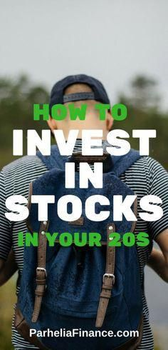 Are you looking to invest in the stock market? Learn the basics of investing for beginners and how to invest in the stock market today! You can start investing in stocks in 3 steps. Click through to learn stock marketing investing your money! Stock Market Investing, Investing In Stocks, Investing Money, Real Estate Investing, Silver Investing, Saving Money, Stocks To Invest In, Buy Stocks, Saving Tips