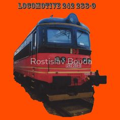 Electric Locomotive 242 288-9