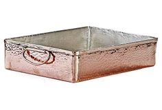 Copper Roasting Pan on OneKingsLane.com