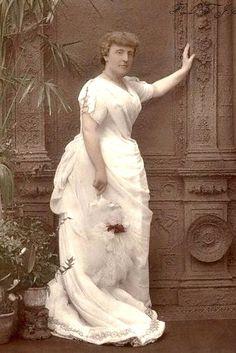 Frances Hodgson Burnett, Author of The Secret Garden