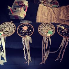 Dreamcatcher DIY results