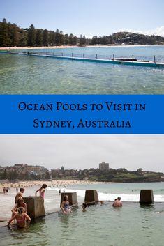 Ocean Baths Sydney Australia