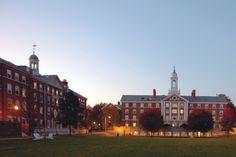 Harvard! Cambridge, MA! It is my kidos zen place until finals!