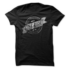 When Nothing Goes Right Just Go Left T Shirt #funny #shirt