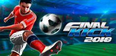 Final kick 2018 Online Football v8.0.7 MOD APK – MEGA HİLELİ