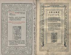 Claude Garamond (París, 1490 – 1561) era un tipógrafo, impresor y grabador de matrices francés. Su obra tipográfica se considera clásica dentro del estilo antiguo e inspiración para composiciones modernas.