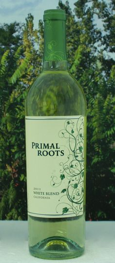 Primal Roots White Blend: Sensual and beautiful wines rooted in the art of winemaking. This intriguing fusion of wine begins with Viognier, French Colombard, Riesling, Gewurztraminer, which is artfully blended to create a mouthwatering, sensual wine. The sweet floral aroma of honeysuckle leads to crisp and refreshing flavors of peach, apricot and lychee that are truly captivating.  $8.96 Fine Wine, Wineries, Distillery, Crisp, Roots, Nom Nom, Champagne, Peach, Spirit