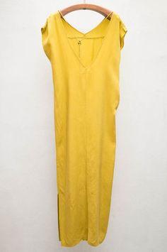 Lemon Dolce Dress by Humanoid