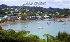 Bay Chalet (Russell, Bay of Islands) Bay Of Islands, Level Homes, Just Relax, Deck, River, House, Outdoor, Outdoors, Front Porches