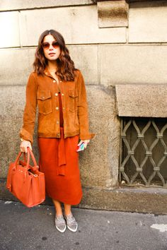 Milan Fashion Week street style #mfw #streetstyle #sunglasses #eyewear