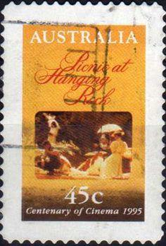 Picnic At Hanging Rock - Australian Stamp