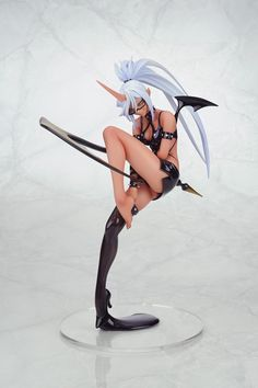 Amazon | SIF EX Panty & Stocking with Garterbelt ニーソックス (塗装済みPVC完成品) | フィギュア・コレクタードール 通販