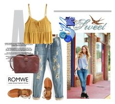 """""""romwe 3"""" by aida-1999 ❤ liked on Polyvore featuring Topshop"""