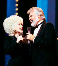 Dolly Parton & Kenny Rogers 1983