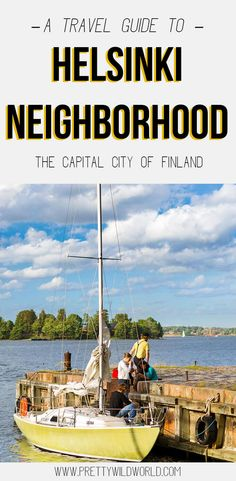 A Neighborhood Guide to Helsinki | Helsinki Finland, things to do in Helsinki, Places to see in Helsinki, Helsinki points of interest, Visit Helsinki, Travel to Finland, Where to go in Helsinki via @prettywildworld