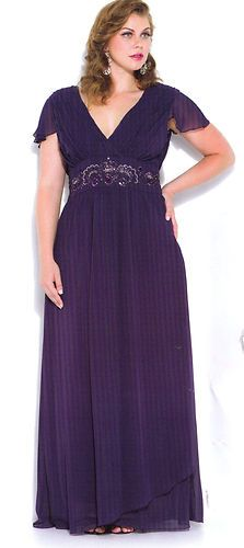 Plus Plum Formal Occasion Mother of Bride Groom Dress Evening Homecoming 14W 24W | eBay