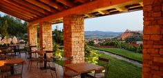 Terazza Bistro - Bar Romantic Places, Hungary, Pergola, Outdoor Structures, Bar, Nice, Nice France, Arbors