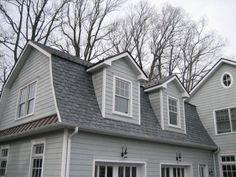 Gambrel Roof