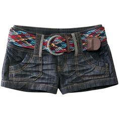 Mossimo Supply Co. Juniors Denim Short - Dark Vintage from Target. Cute Shorts, Casual Shorts, Denim Shorts, Short Shorts, Junior Outfits, Short Outfits, Cute Outfits, Target Clothes, Mossimo Supply Co