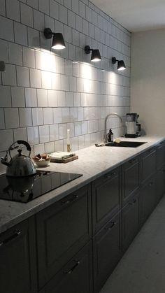 My grey kitchen