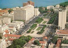 Plaza de la Independencia, Dakar, Senegal