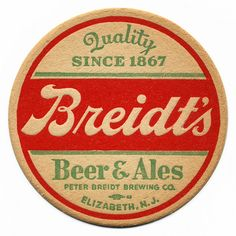 Breidt's Beer  Ales by Bart, via Flickr