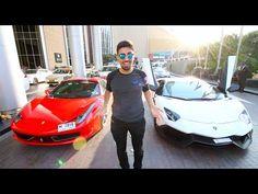 Traded My Ferrari for a Lamborghini !!! - YouTube