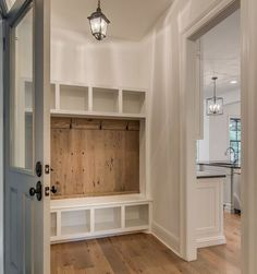 8 Top Foyer Design Tips to Rock Your Foyer Decor ~ oneplustwo design co cottage. 8 Top Foyer Design Tips to Rock Your Foyer Decor ~ oneplustwo design co cottage mudroom design, mo Mudroom Laundry Room, Laundry Room Cabinets, Laundry Room Organization, Mudroom Cubbies, Organization Ideas, Cosy Interior, Interior Design, Interior Rendering, Scandinavian Home
