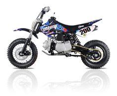 Pitbike Stomp Juicebox 110cc