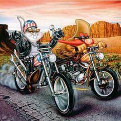 Buggs & Sam easyriders