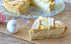 Crostata di ricotta ricetta dolce facile e golosissima