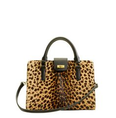 Edie Attaché Bag in Italian Calf Hair. I love this! My faaaave bag. I am guaranteeing this will be on my arm for a hot minute.