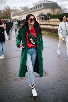 The Best of Paris Street Style FW18