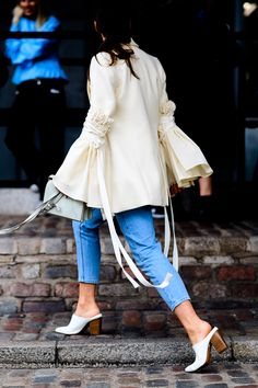 The Best Street Style From London Fashion Week SS17 - September 2016