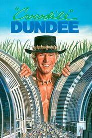 Ver Cocodrilo Dundee En La Pelicula Completa Espanol Audio Latino Castellano Crocodile Dundee 80s Movies Dundee
