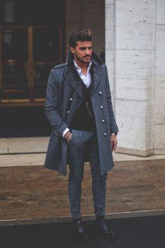 sunshineandfeelingfine:  italians just get it   | Raddest Men's Fashion Looks On The Internet