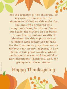Thanksgiving Prayers For Family, Prayer For Family, Thanksgiving Quotes, Happy Thanksgiving, The Freedom, Psalms, Laughter, Blessed, Faith