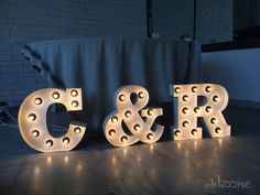 Light up Numbers. Light up Letters Initials LARGE Marquee wedding sign. Home decor sign, industial decor sign. Sign with bulbs. Marquee Letters, Marquee Lights, Sign Letters, Light Up Signs, Light Up Letters, Marquee Wedding, Wedding Signs, Decor Wedding, Wedding Wishes