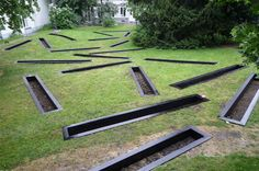 Martha Schwartz Partners - Projects - Art Commissions - Garden Game