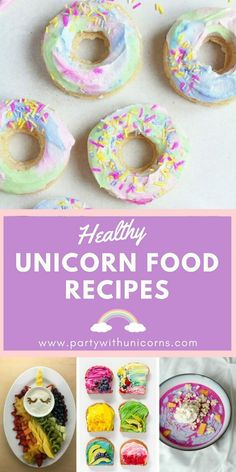 Healthy Unicorn Foods * Party with Unicorns party food Healthy Unicorn Foods Girls Birthday Party Games, Birthday Party Snacks, Girls Tea Party, Snacks Für Party, Unicorn Birthday Parties, Party Drinks, Unicorn Party, Birthday Bash, Birthday Ideas