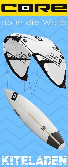 Ab in die Welle! Mit der richtigen Kitesurf Ausrüstung ist es ein riesen Spaß, Wellenschlitzen und Abreiten macht unendlich viel Laune. Damit du mehr aus deiner Kitesesession machst ist der richtige Kite und das perfekte Directional Board essentiell. Hol dir jetzt Tipps und Tricks im Kiteladen Blog und profitiere von der schnellen und sicheren Online Bestell Möglichkeit. #corekites #wavekiten #kiteshop