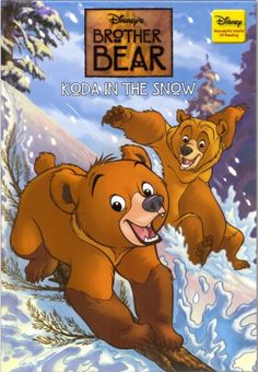 Koda in the Snow is a Disney's Wonderful World of Reading story book featuring Kenai and Koda...