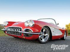 1960 Corvette
