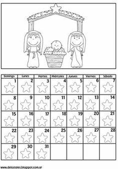 De los tales: Calendarios para Navidad