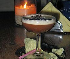 Bebidas - Refresco de Café e Laranja - Bem Feitinho