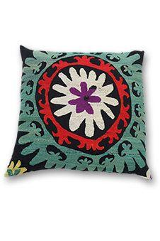 Cushion - Antique Suzani