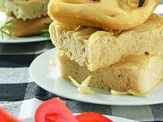 Italský chléb s cibulí - Focaccia by Vorwerk vývoj receptů on www.svetreceptu.cz