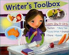 How to write stories, letters, journals, research reports and poems - Writer's Toolbox