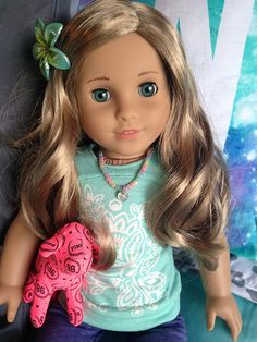 Show off your re-wigged Marie Graces! | American Girl Playthings!